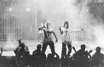 CB4 on stage