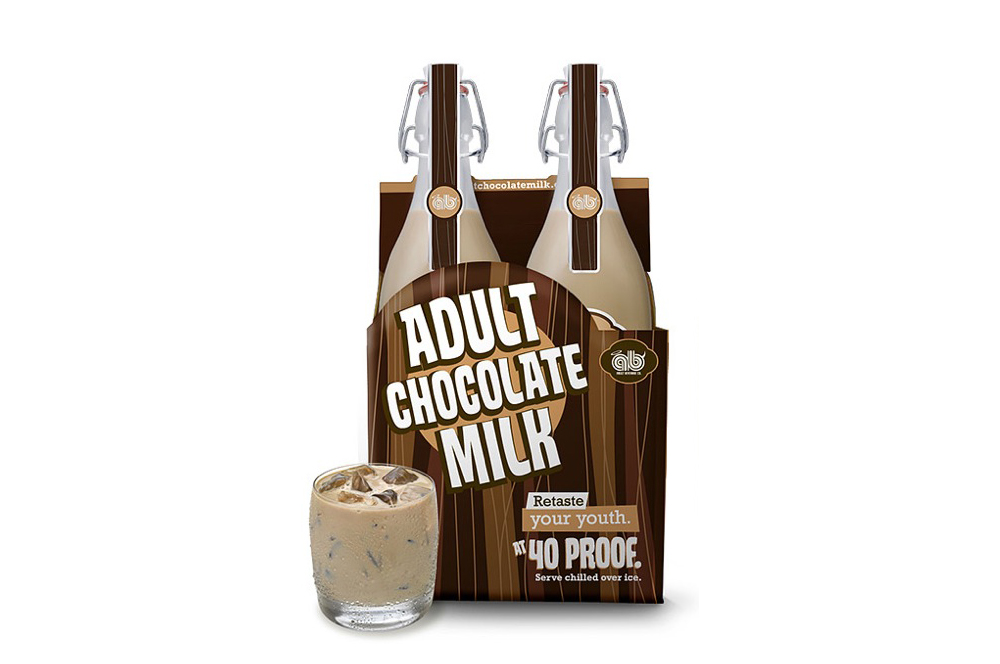 Adult Chocolate Milk