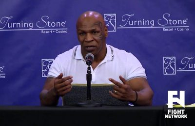 Mike Tyson speaks on his struggles with soberity
