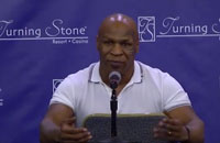 Mike Tyson soberity