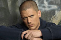 Wentworth Miller, Prison Break promo
