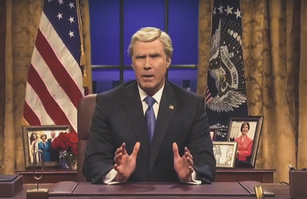 Will Ferrell - George W. Bush