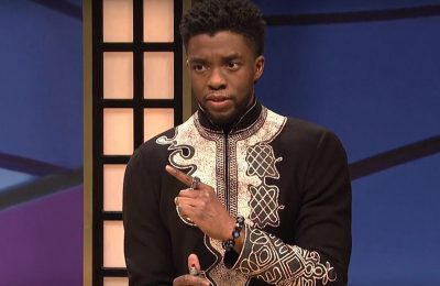 T'Challa on Black Jeopardy
