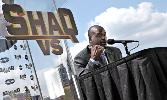 Author Cries Foul, Claims ABC's 'Shaq Vs.' TV Show Was His Idea