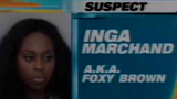 Foxy Brown arrested after violating order of protection