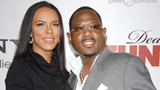Martin Lawrence gets hitched at Beverly Hills home