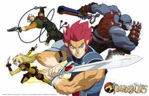 New Thundercats series