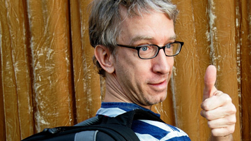 Andy dick jailed