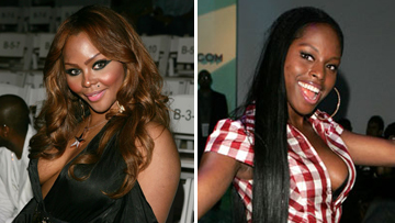 Publisher Sues Lil Kim, Foxy Brown Over Book Advance