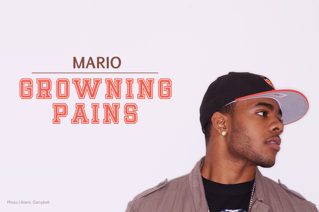 Mario, Growing Pains