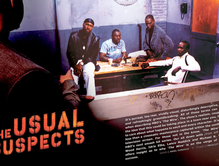 The Usual Suspects: The Wire