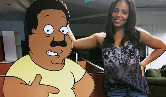 Sanaa Lathan, The Cleveland Show