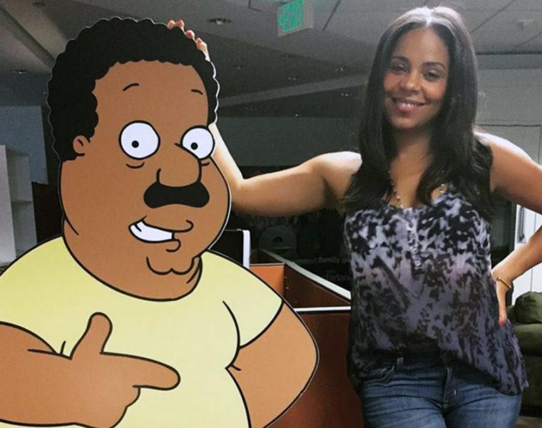 Sanaa Lathan, The Cleveland Show