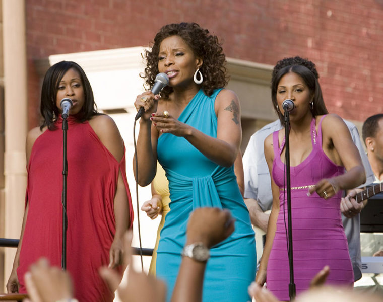 Mary J. Blige in Tyler Perry's 'I Can Do Bad All By Myself'