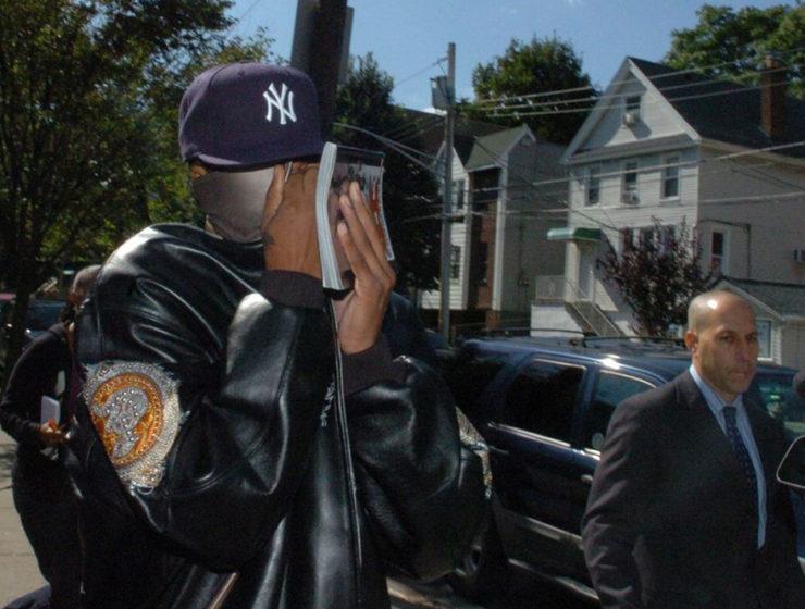 Method Man arrested for taxesrrest