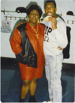 Ms. Melodie, KRS-One