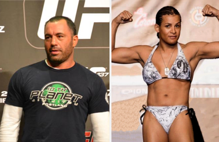 Joe Rogan, Fallon Fox
