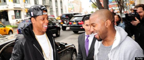 Jay-z, Kanye