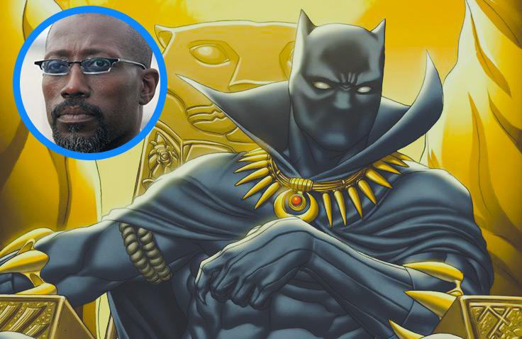 Wesley Snipes, Black Panther