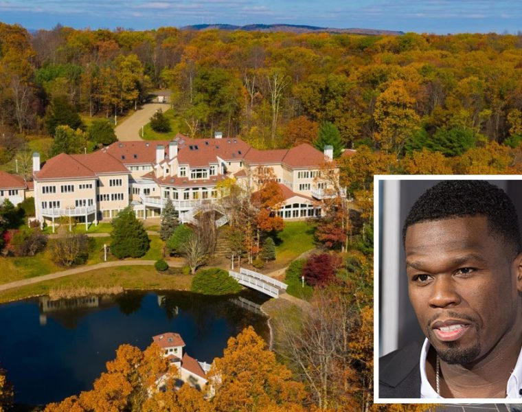 50 Cent mansion