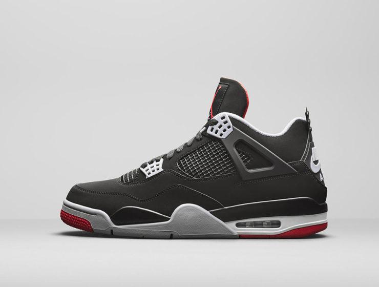 "Air Jordan 4 ""Bred"" 2019"
