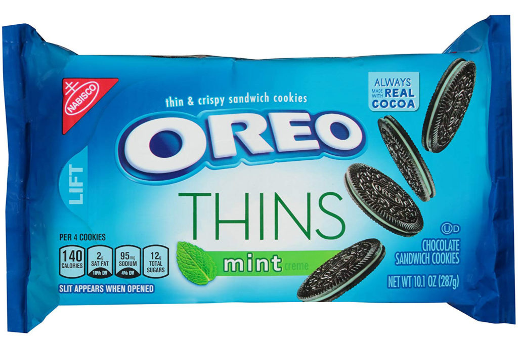 MINT THINS OREOS
