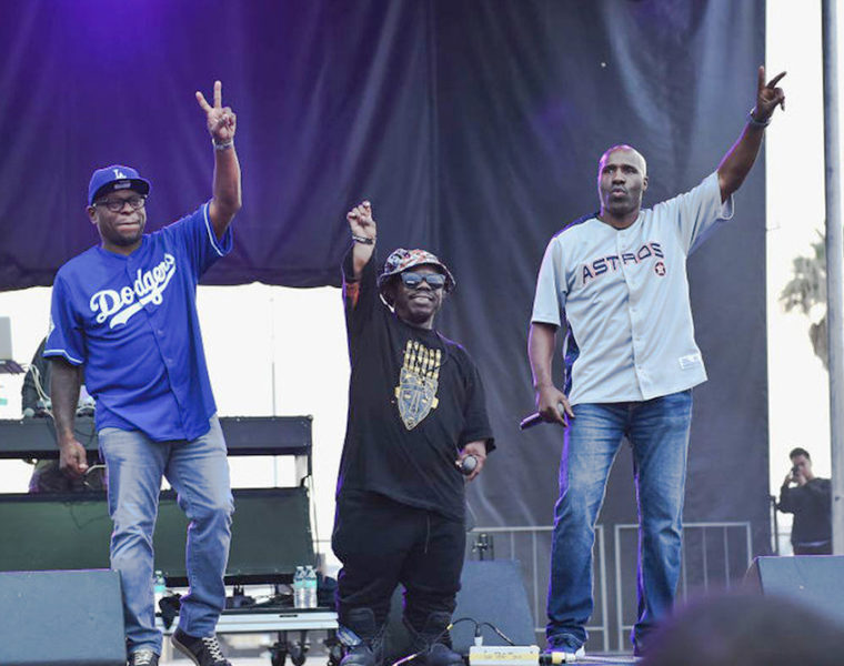 Geto Boys in concert