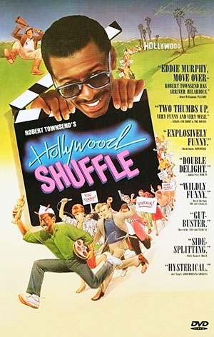 Hollywood Shuffle poster