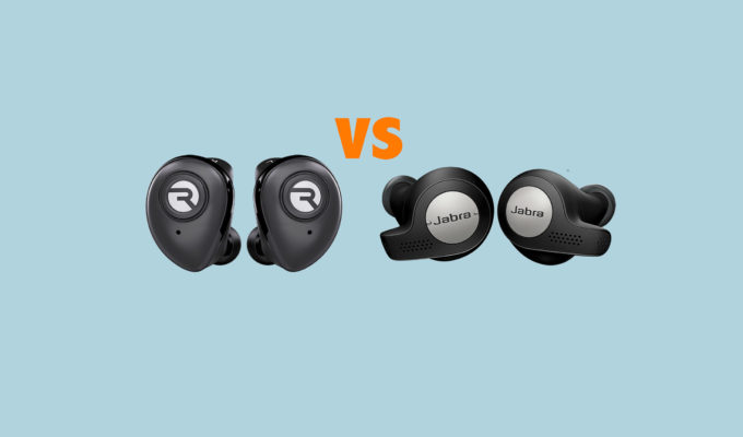 Raycon E50 vs Jabra Elite 65t