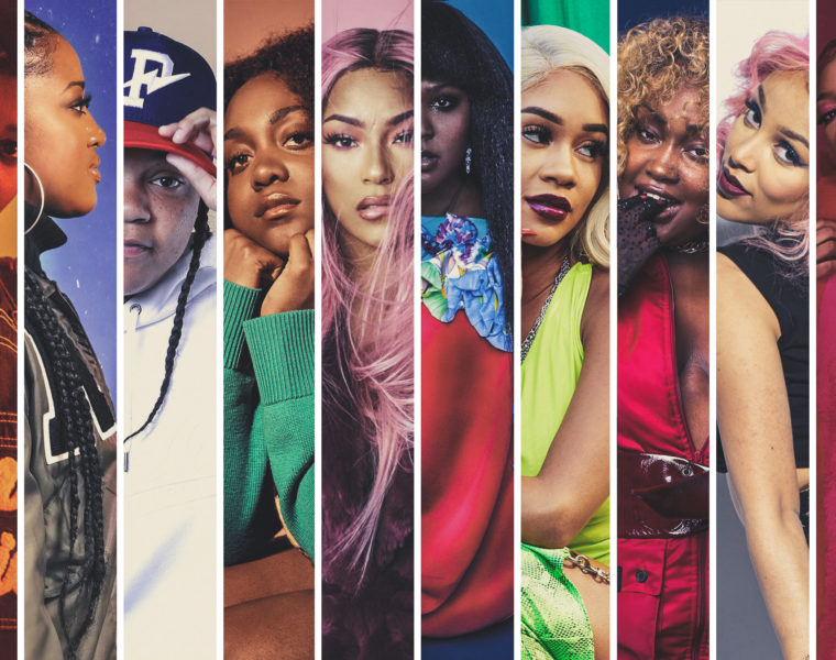 Hip Hop's golden age of female rap