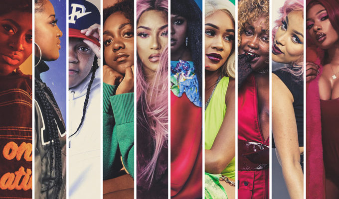 Hip Hop golden age of female rap