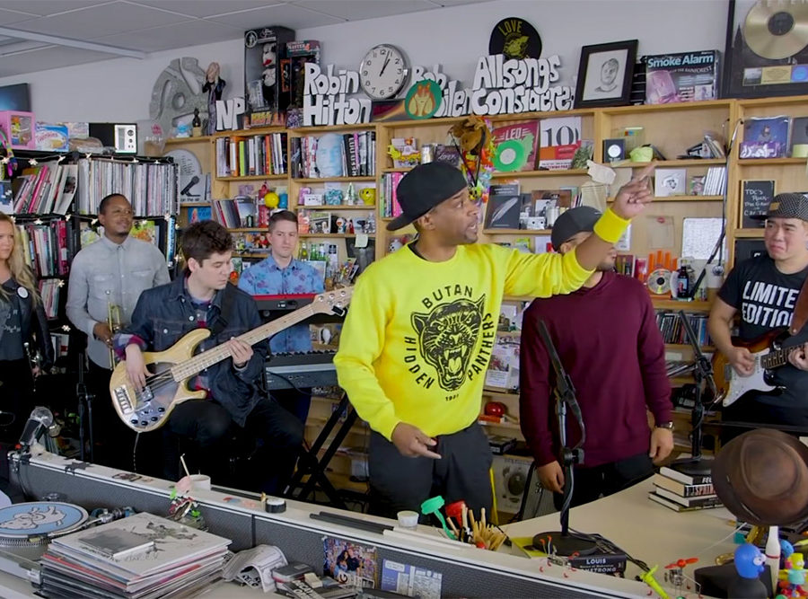 Masta Ace - Tiny Desk Concert