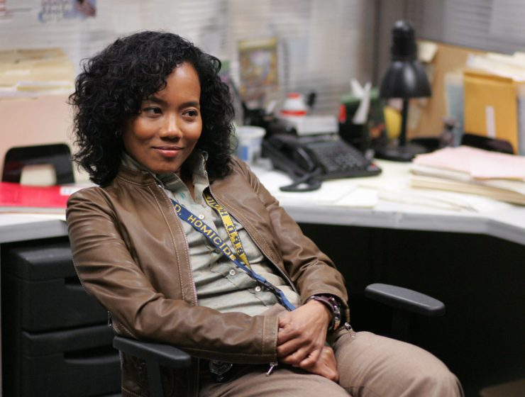 Sonja Sohn on The Wire