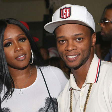Remy Ma with Papoose