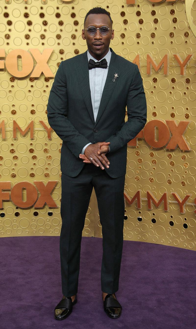 Mahershala Ali at the 2019 Emmys