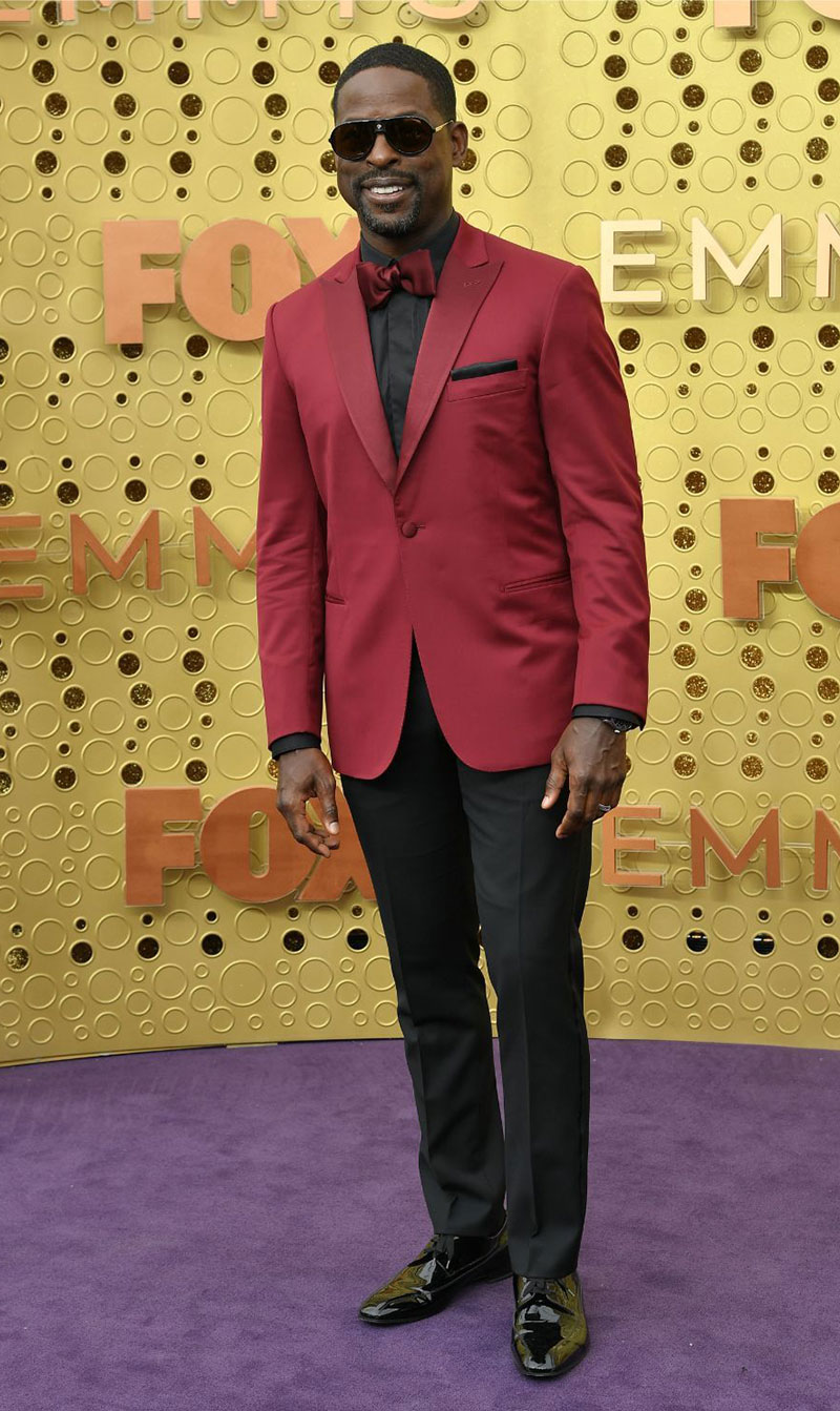 Sterling K. Brown at the 2019 Emmys