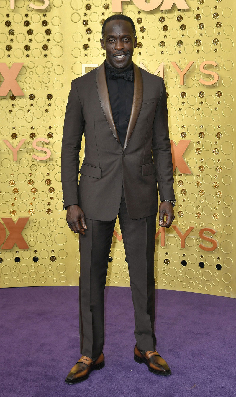 Michael K. Williams at the 2019 Emmys