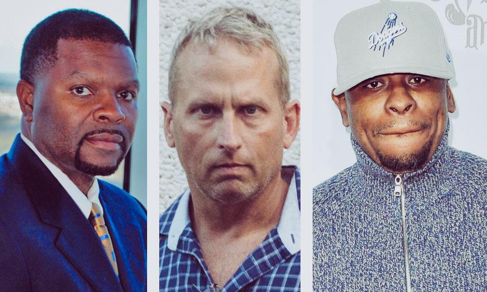 J. Prince, Chad Scott, Scarface