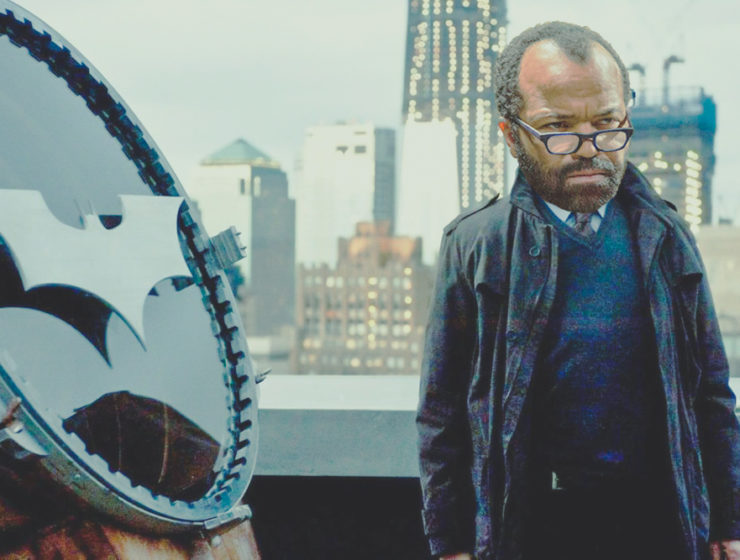 Jeffrey Wright as James Gordon