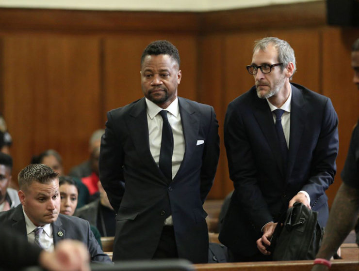 Cuba Gooding Jr. court hearing