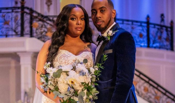 Jojo Simmons, Tanice Amira tie the knot