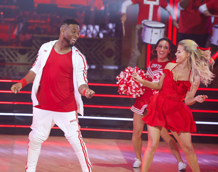 Kel Mitchell on Dancing with the Stars