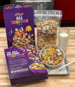 Kellogg All Together cereal