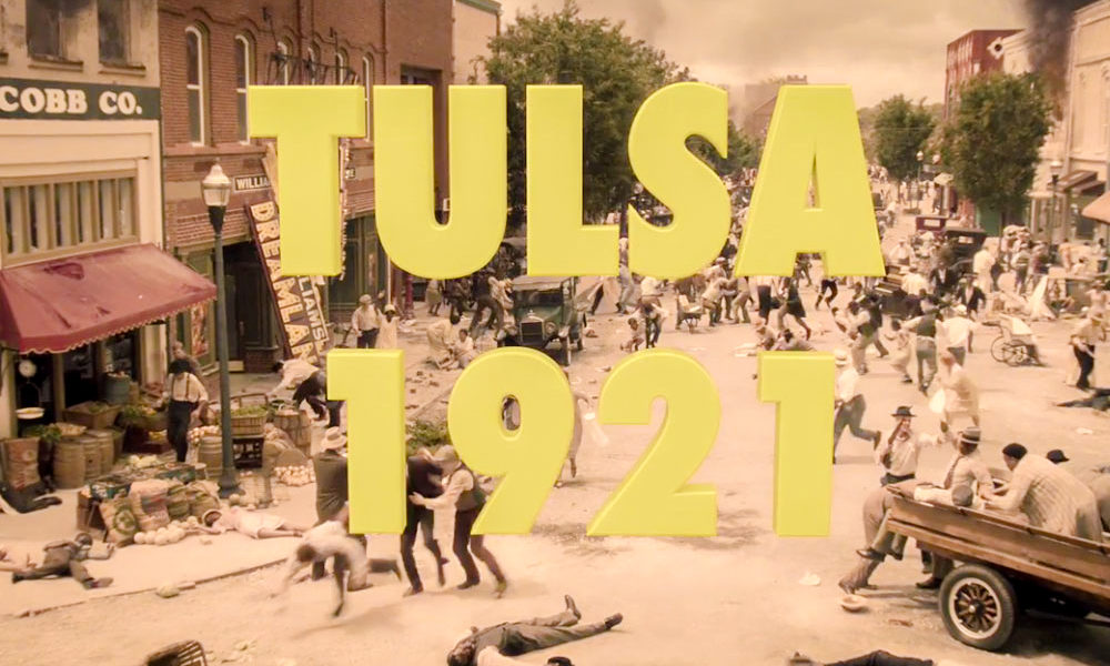 Watchmen, episode 1 - 1921 Tulsa massacre