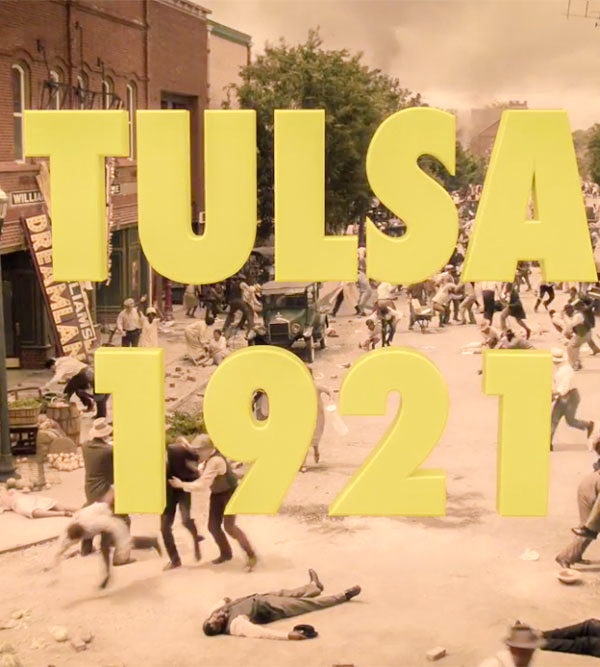 Watchmen, episode 1 - 1921 Tulsa massacre