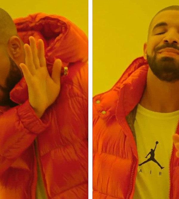 Drake, nah... yeah!