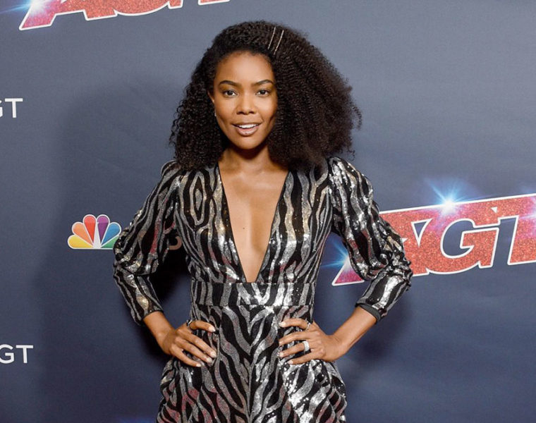 Gabrielle Union on Americas Got Talent