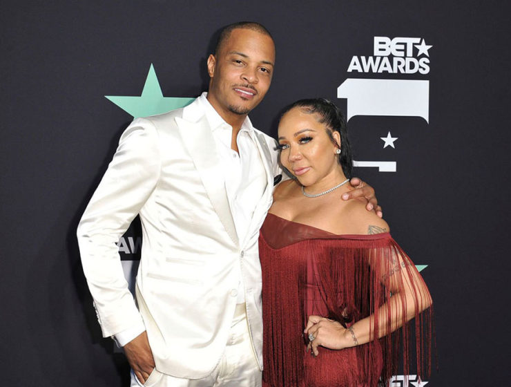 TI and Tiny @ BET