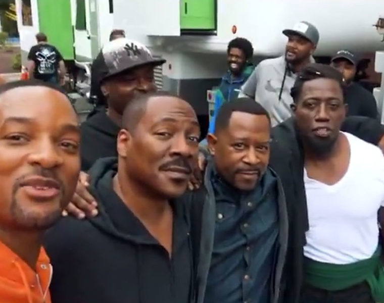 Will Smith, Eddie Murphy, Martin Lawrence, Wesley Snipes