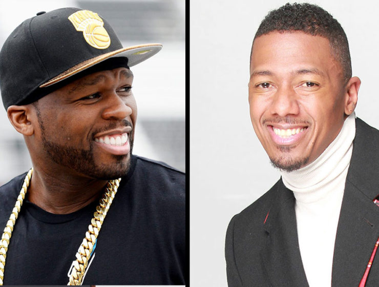 50 Cent, Nick Cannon